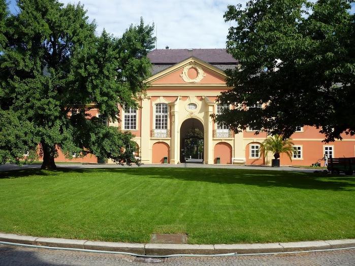 Замок Добриш - королевское имение 29454