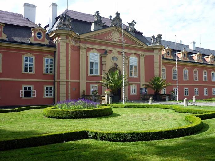 Замок Добриш - королевское имение 20835