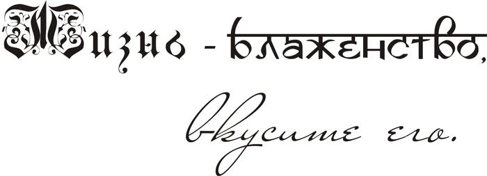 Жизн_-_блаженство (700x253, 59Kb)