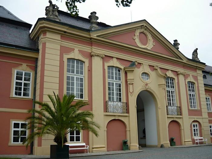 Замок Добриш - королевское имение 40445