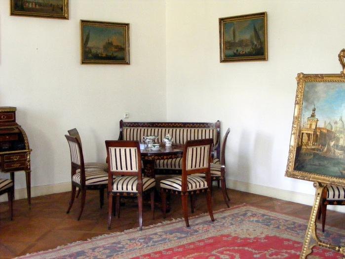 Замок Добриш - королевское имение 75766