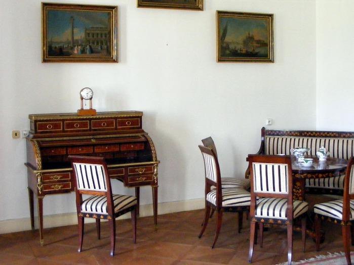 Замок Добриш - королевское имение 58953