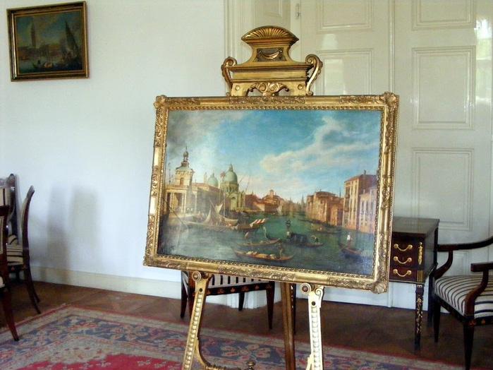 Замок Добриш - королевское имение 61705