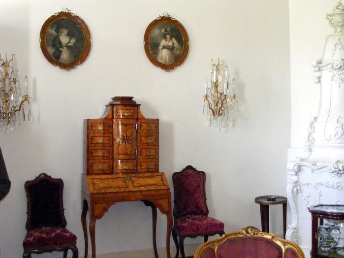 Замок Добриш - королевское имение 74658