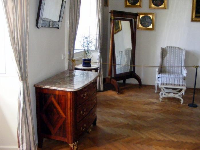 Замок Добриш - королевское имение 37609