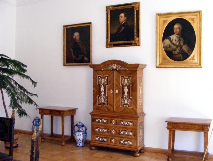 Замок Добриш - королевское имение 42993