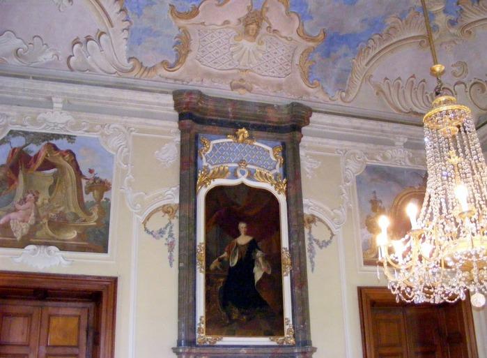 Замок Добриш - королевское имение 58182