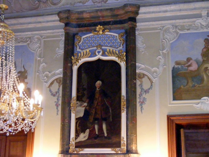 Замок Добриш - королевское имение 47879