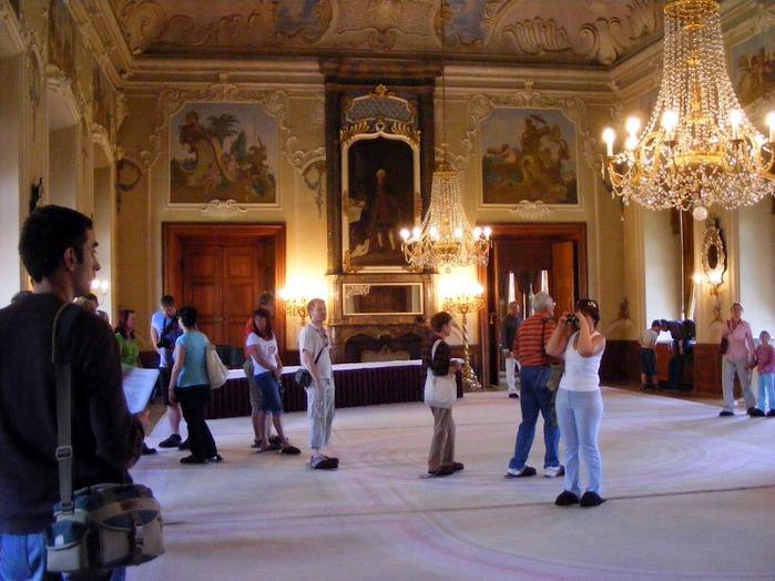 Замок Добриш - королевское имение 12560