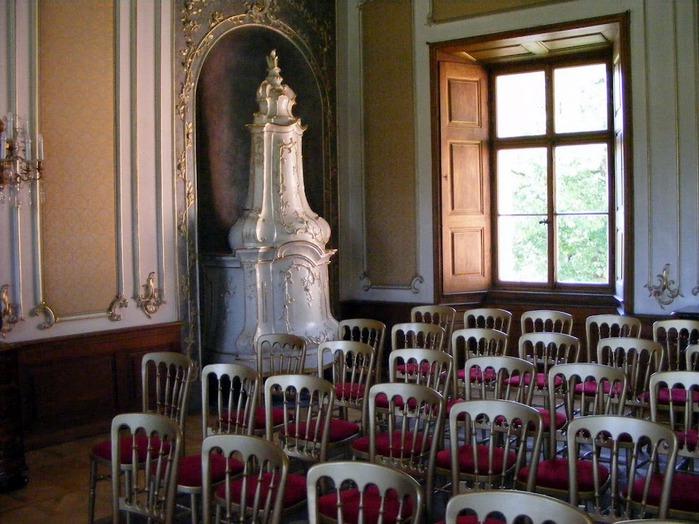 Замок Добриш - королевское имение 92399