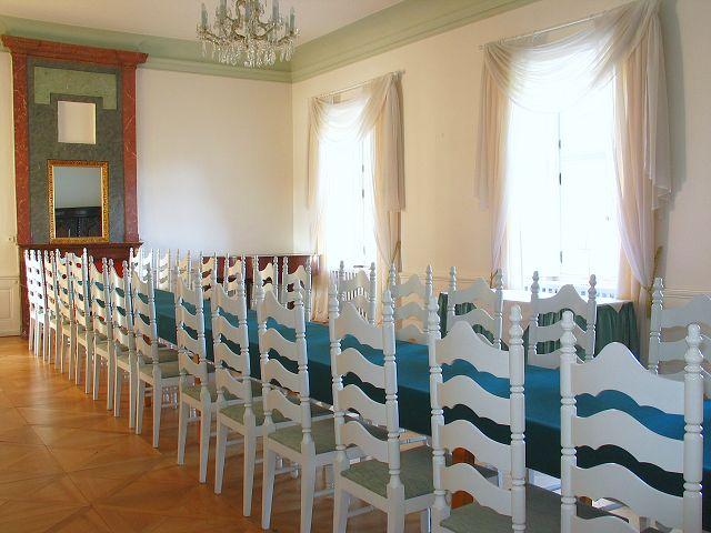 Замок Добриш - королевское имение 58183