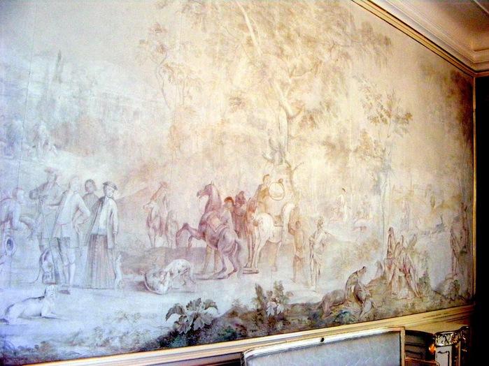 Замок Добриш - королевское имение 44710