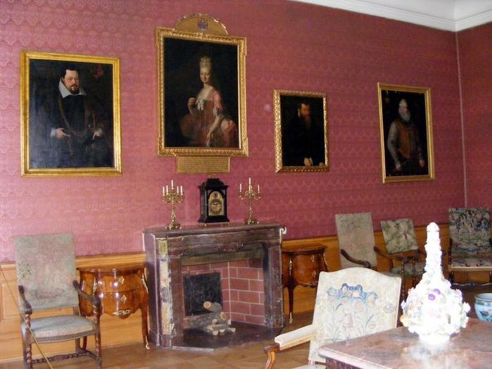Замок Добриш - королевское имение 42689