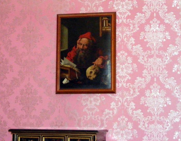 Замок Добриш - королевское имение 21103