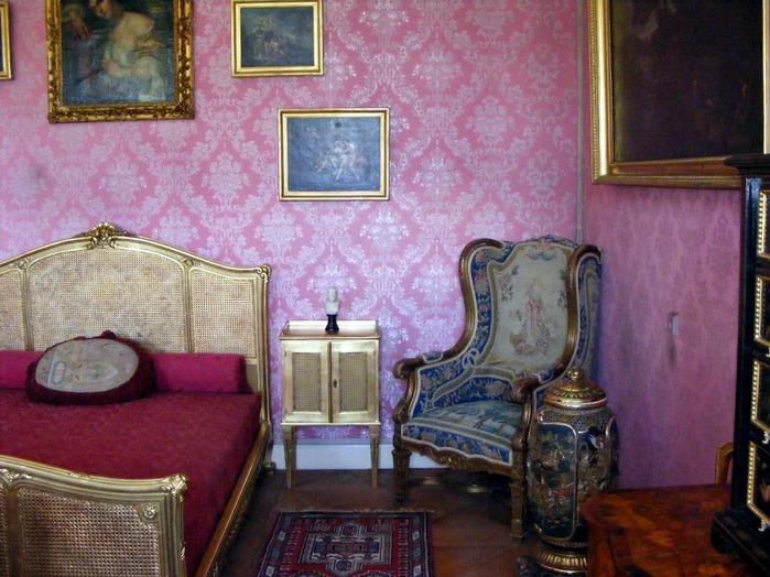 Замок Добриш - королевское имение 91678