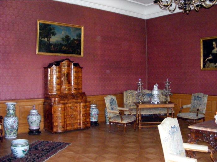 Замок Добриш - королевское имение 95282