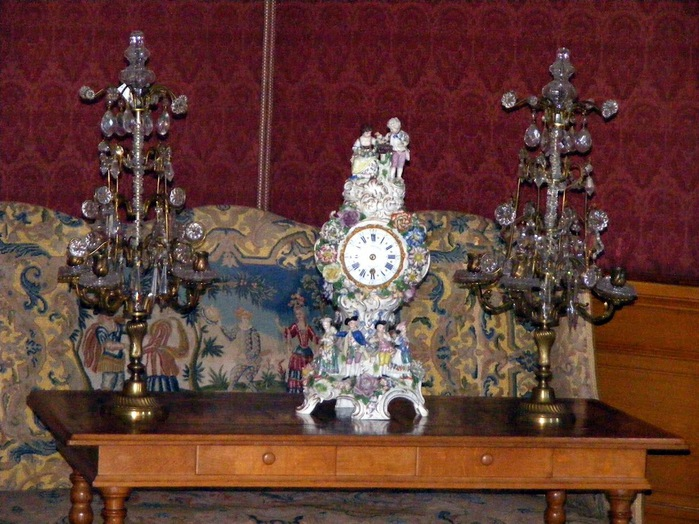 Замок Добриш - королевское имение 84884
