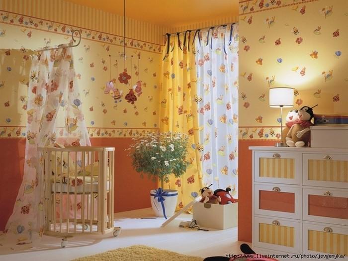 Виды обоев для комнаты мальчика 20 (700x525, 95Kb)