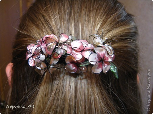 Заколки для волос из