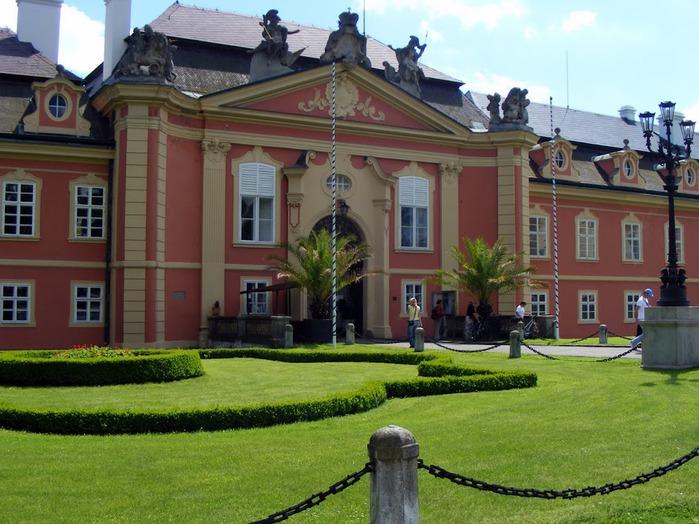Замок Добриш - королевское имение 45265