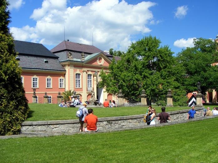Замок Добриш - королевское имение 71319