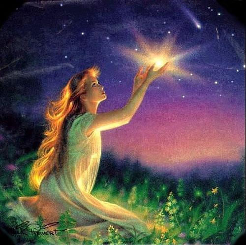 звезда в руке у девушки!! (500x497, 97Kb)