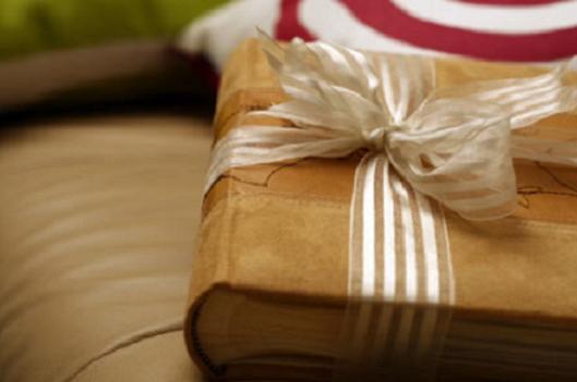 Книга – это бесценный подарок!