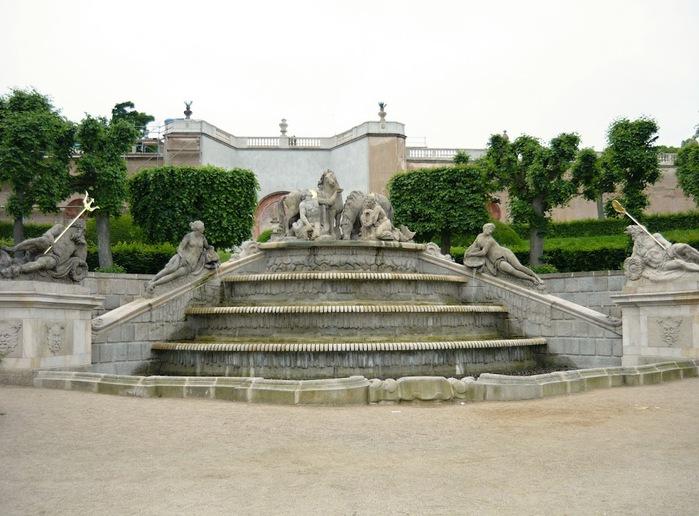 Замок Добриш - королевское имение 29877