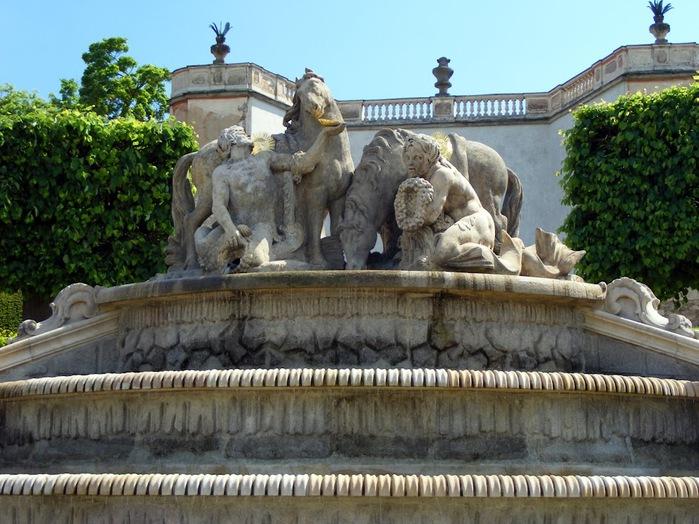 Замок Добриш - королевское имение 90042