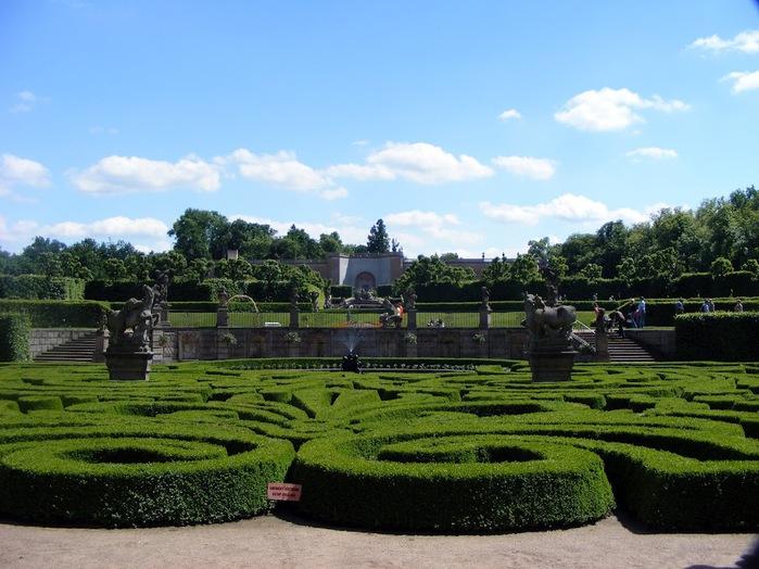 Замок Добриш - королевское имение 15753