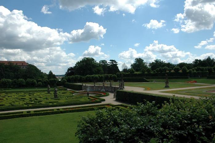 Замок Добриш - королевское имение 64623