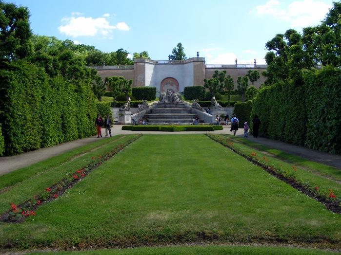 Замок Добриш - королевское имение 37376