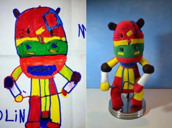 смешные детские игрушки (600x448, 64Kb)