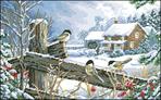 Превью Зимняя- (663x411, 384Kb)