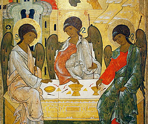 Троица Ветхозаветная (295x249, 51Kb)