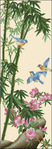 Превью KS 612220 Bamboo and birds (244x700, 83Kb)