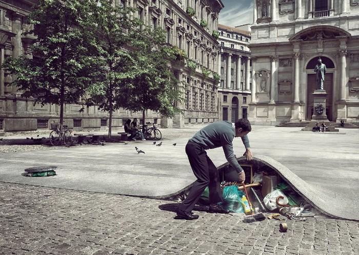 Давид Беллочио и его креативные фото 6 (700x498, 152Kb)