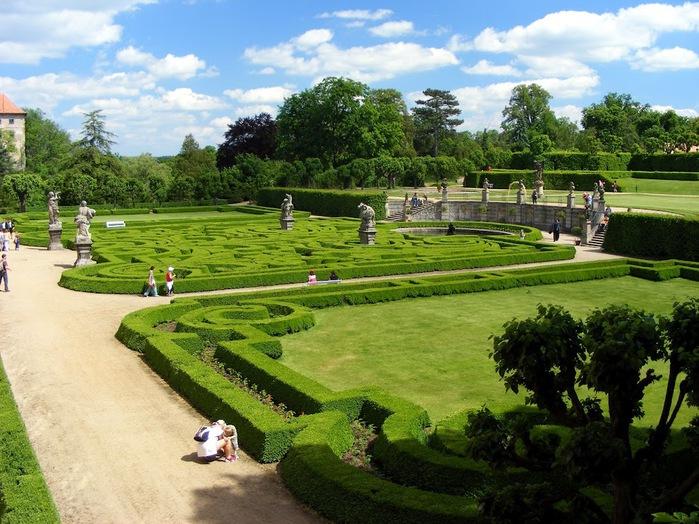 Замок Добриш - королевское имение 79745