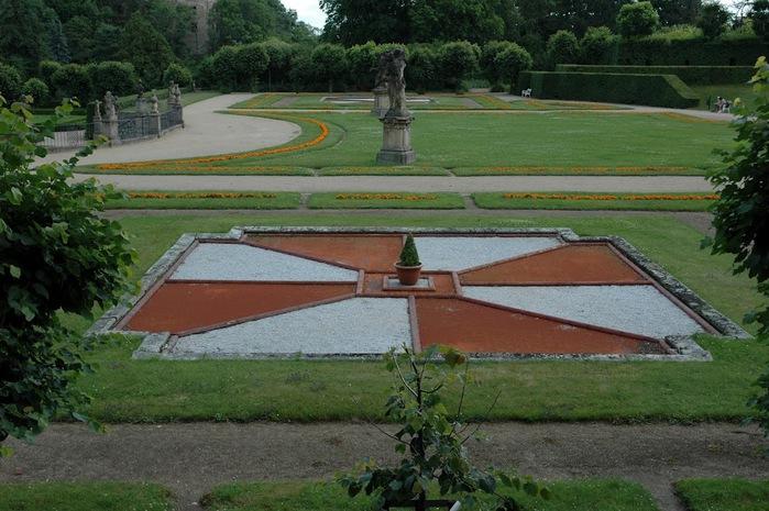 Замок Добриш - королевское имение 25266
