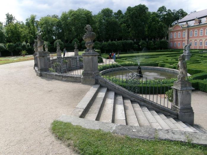 Замок Добриш - королевское имение 16563