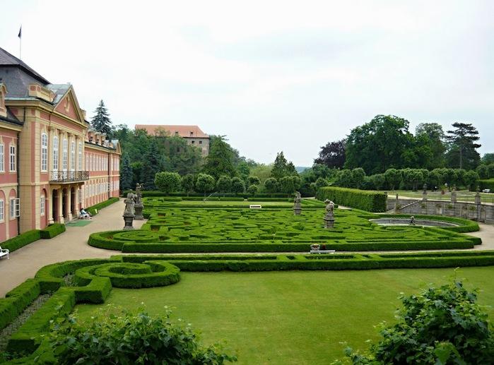 Замок Добриш - королевское имение 26084