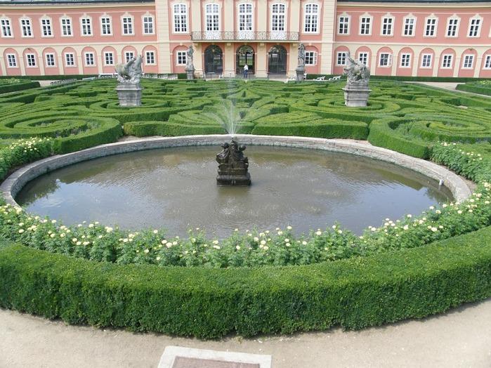 Замок Добриш - королевское имение 62868