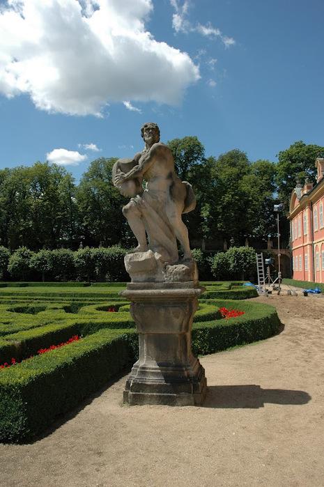 Замок Добриш - королевское имение 94400