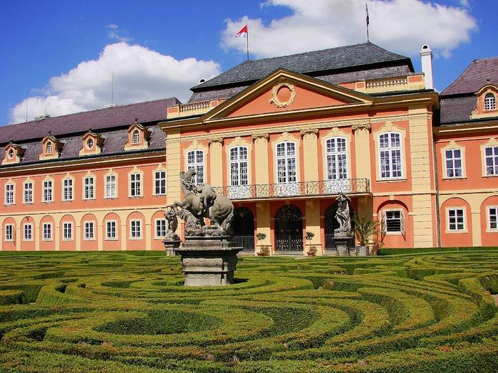 Замок Добриш - королевское имение 31820