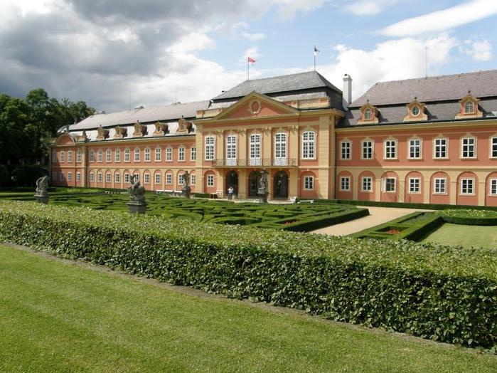 Замок Добриш - королевское имение 32204