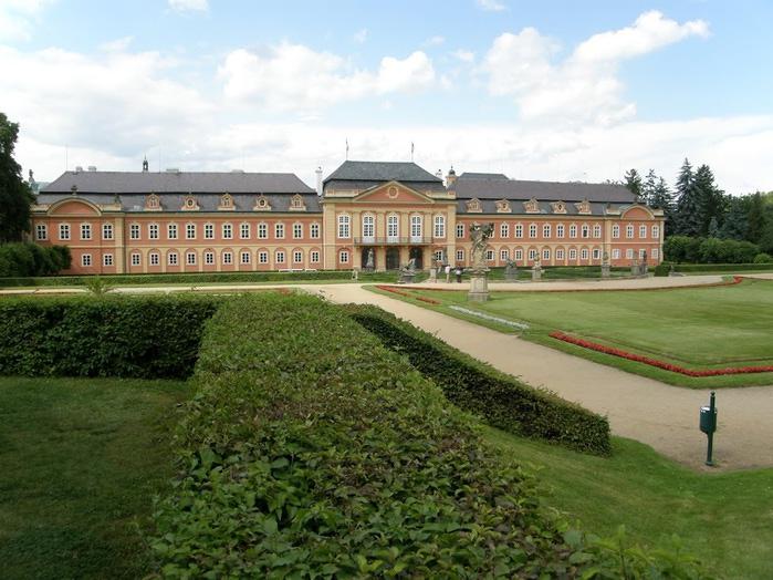 Замок Добриш - королевское имение 57418