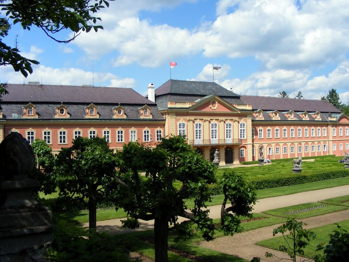 Замок Добриш - королевское имение 20288