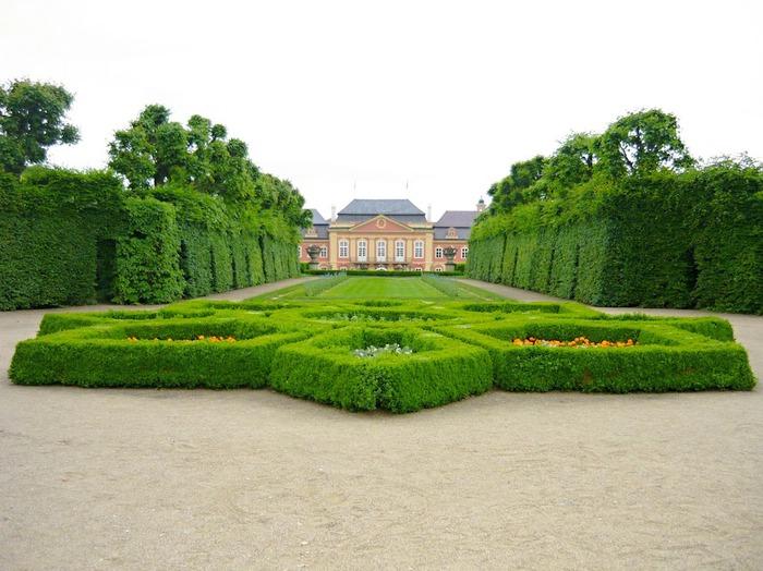 Замок Добриш - королевское имение 83788