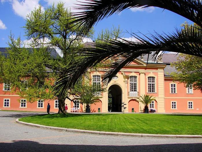 Замок Добриш - королевское имение 74210