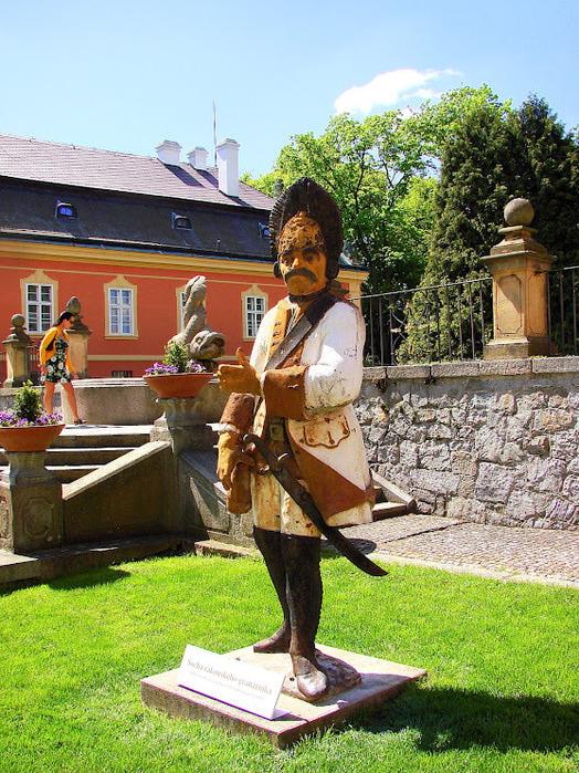 Замок Добриш - королевское имение 46843